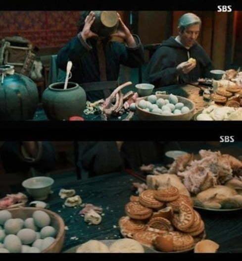 SBS 월화 드라마 '조선구마사'. /사진제공=SBS