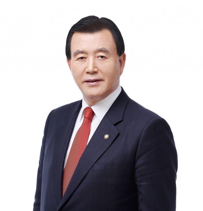 홍문표 국민의힘 의원./사진제공=의원실