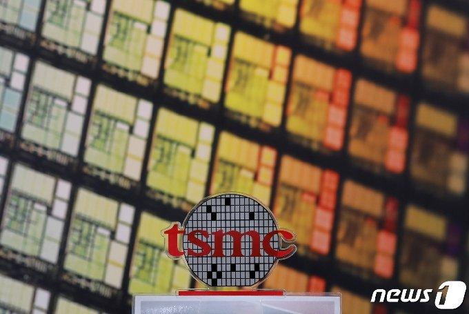 TSMC 로고 © 로이터=뉴스1