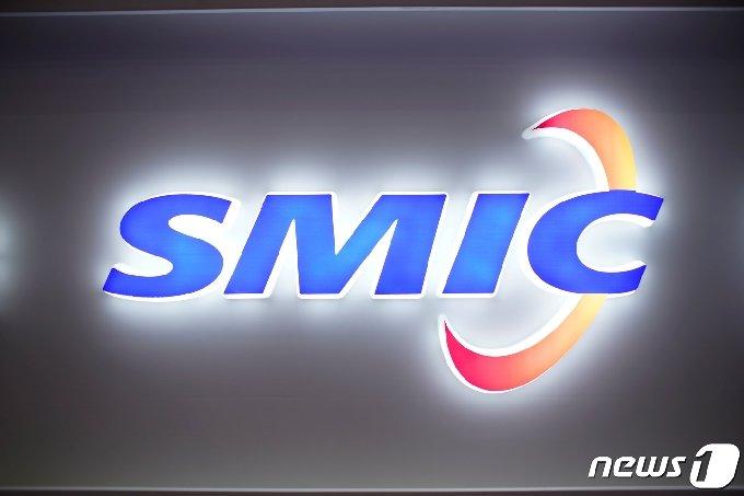 SMIC 로고 © 로이터=뉴스1