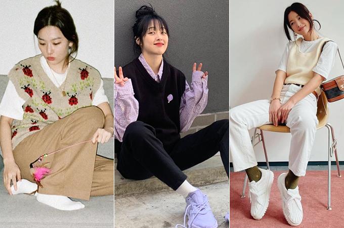 /사진=레드벨벳 슬기, 배우 김보라, 기은세 인스타그램