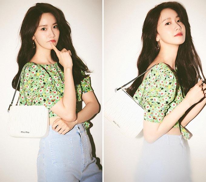 가수 겸 배우 윤아/사진=윤아 인스타그램