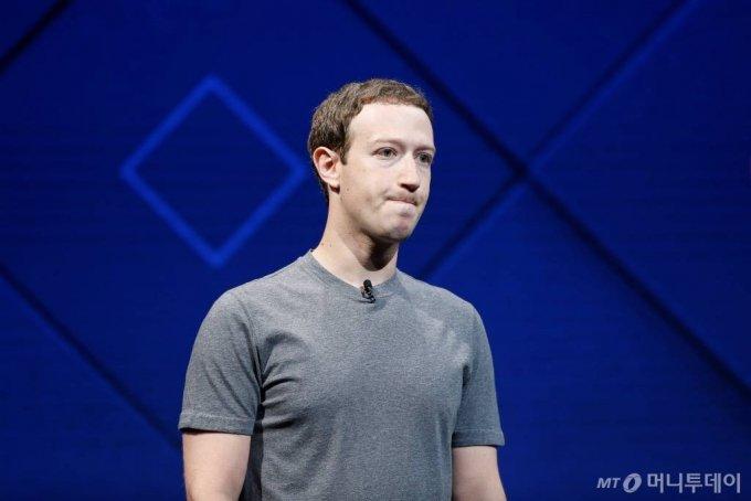 마크 저커버그 페이스북 CEO /사진=로이터·뉴스1