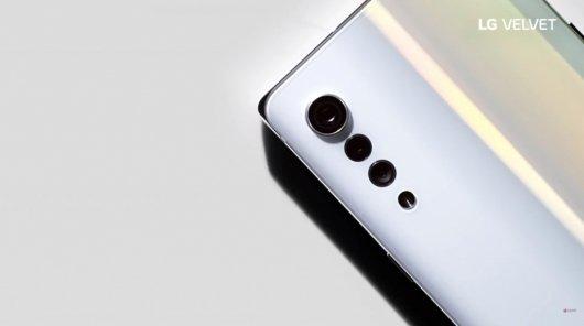 LG전자 전략 스마트폰 LG 벨벳
