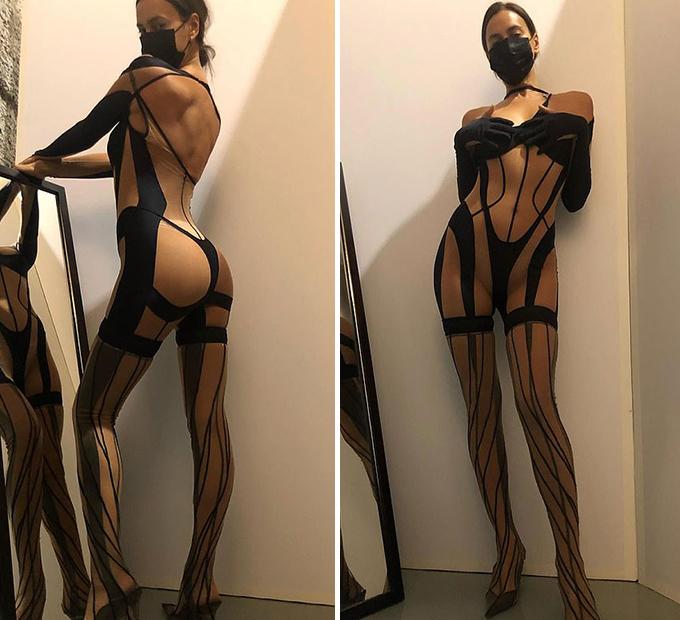 /사진=모델 이리나 샤크 인스타그램