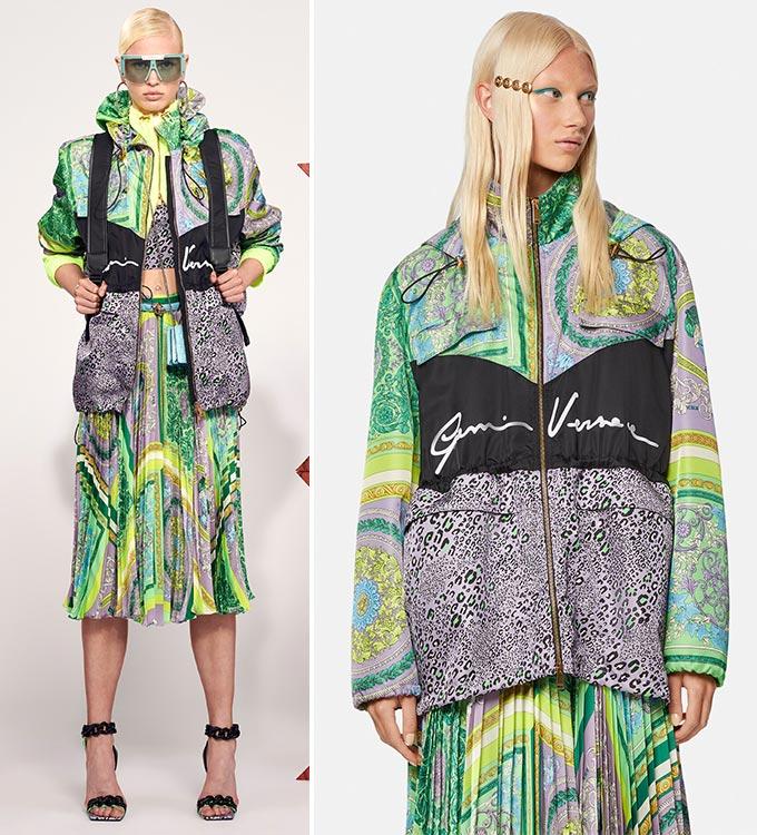 베르사체 2021 리조트 컬렉션/사진=베르사체(Versace)