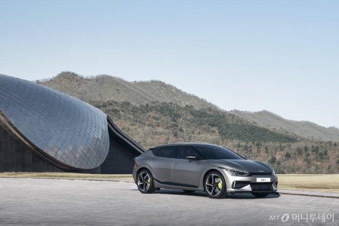 EV6 GT 외장 디자인