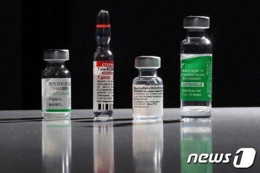 코로나19 백신들. © 뉴스1