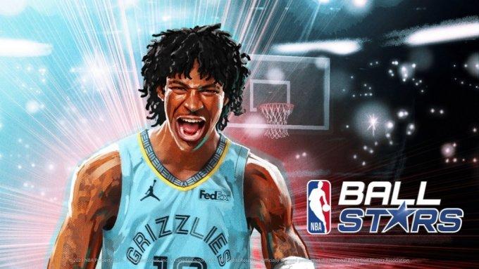 넷마블 모바일 퍼즐 농구 게임 NBA 볼 스타즈 대표 화면 /사진=넷마블