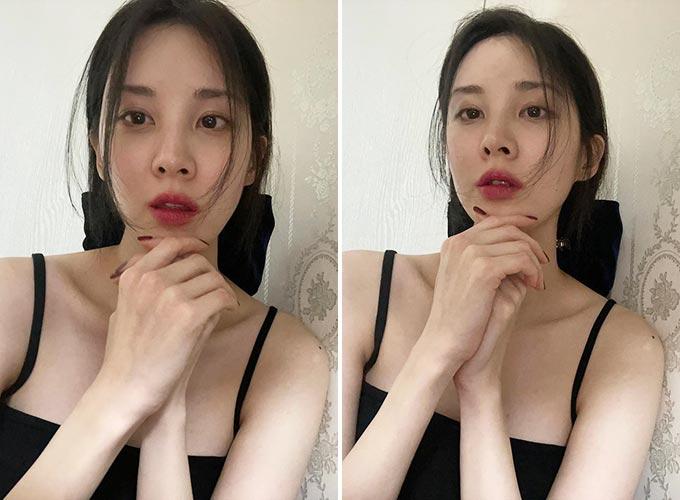 가수 겸 배우 서현/사진=서현 인스타그램