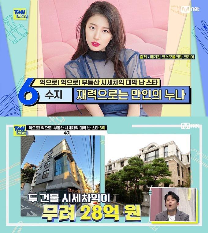/사진=Mnet 'TMI 뉴스' 방송 화면 캡처