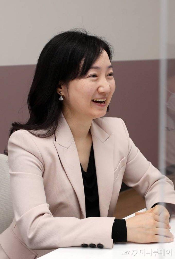 김연준 금융위원회 은행과장 인터뷰 /사진=김휘선 기자 hwijpg@