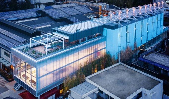 현대모터스튜디오 부산 전경/사진제공=현대차