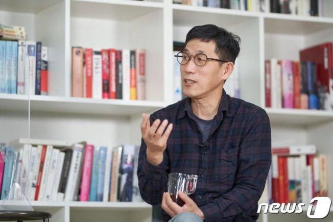 진중권 전 동양대 교수. 2021.1.18/사진제공=뉴스1