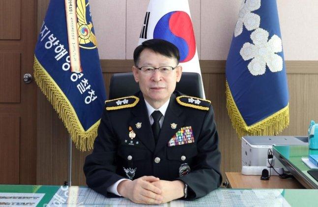 정봉훈 신임 해양경찰청 차장. /사진=해양경찰청
