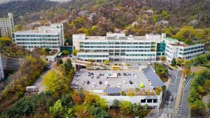 서울 은평구 소재 서북병원 전경. /사진제공=서울시