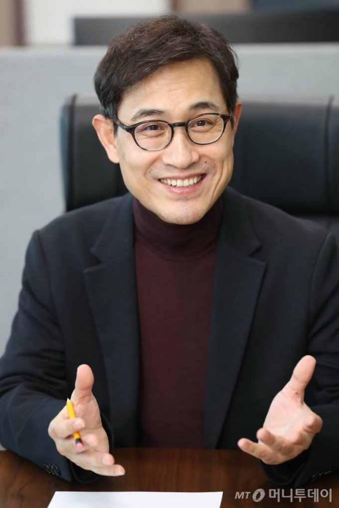 김종현 쿠콘 대표 인터뷰 /사진=이기범 기자 leekb@