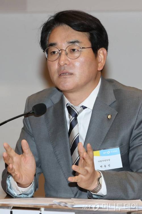 박용진, 선거 참패