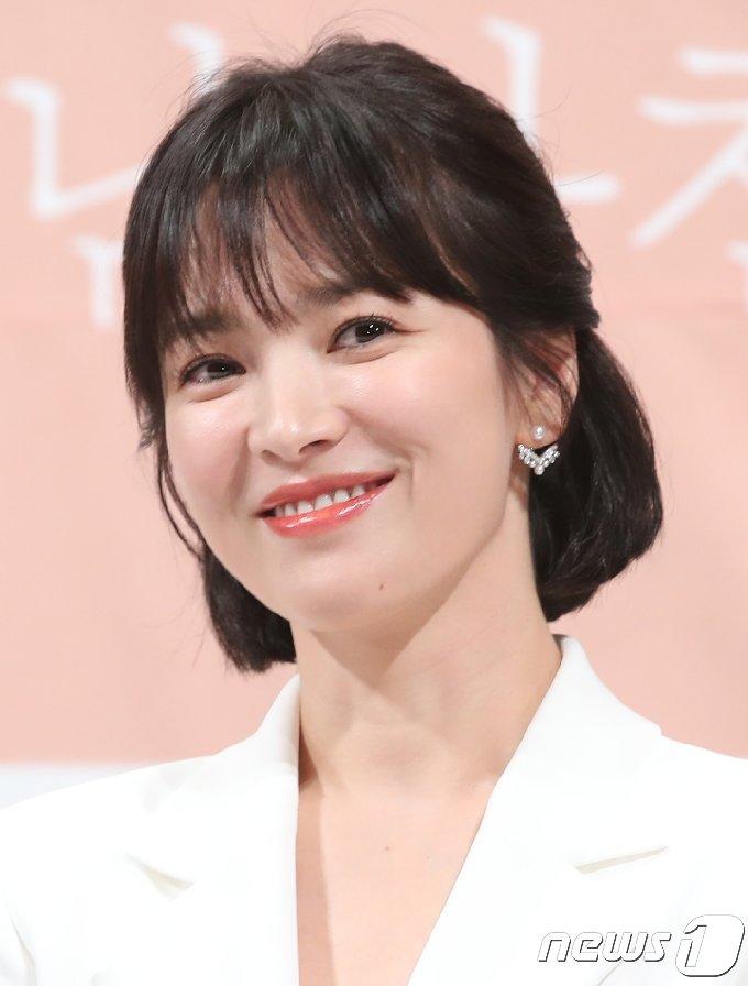 배우 송혜교/뉴스1 © News1 권현진 기자