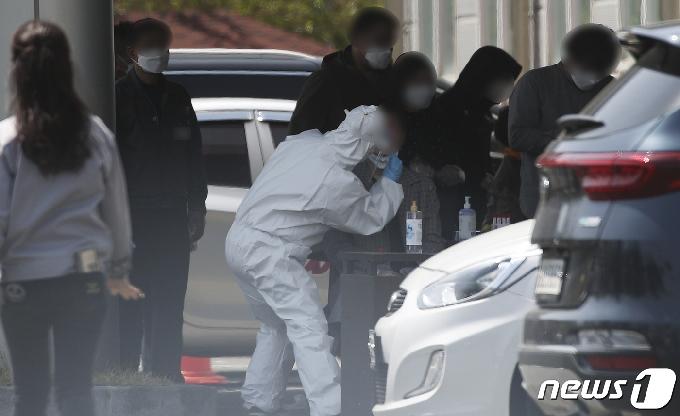 [사진] 울산 자동차 부품업체서 직원 15명 코로나 집단 감염