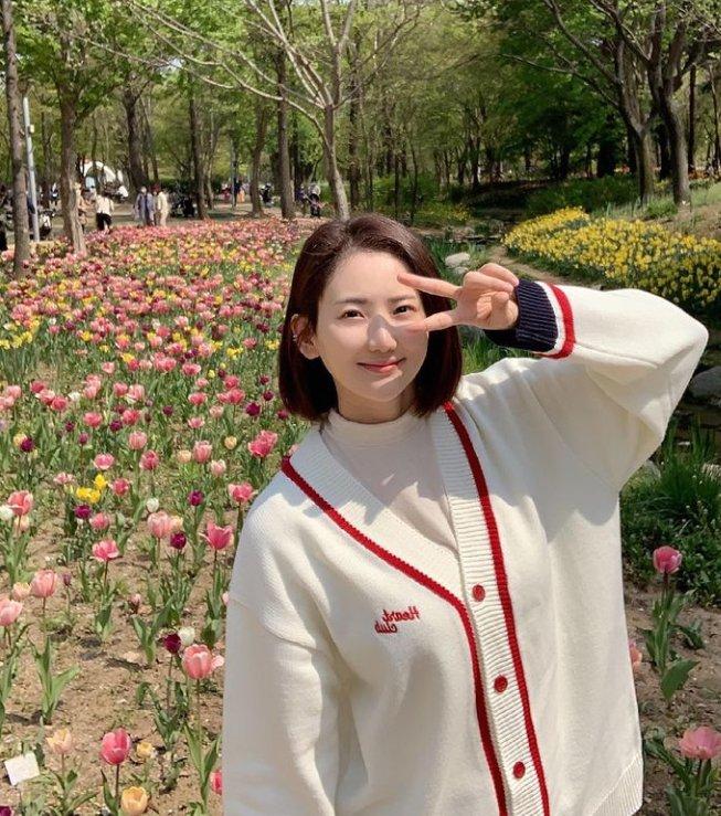 KBS 아나운서 출신 김지원/사진=김지원 인스타그램