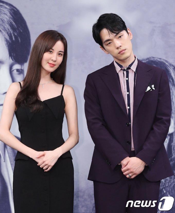 배우 서현, 김정현(오른쪽)./뉴스1 © News1
