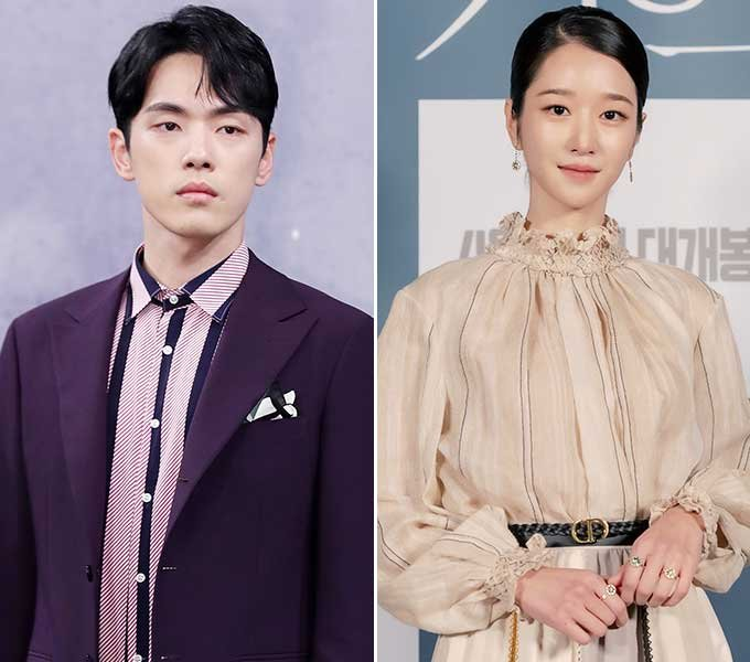 배우 김정현, 서예지/사진=머니투데이 DB, 아이필름 코퍼레이션, CJ CGV 제공