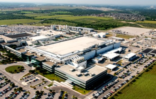 텍사스주 오스틴에 있는 삼성전자 팹 공장/사진=삼성전자 홈페이지