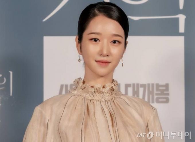 배우 서예지/사진제공=아이필름 코퍼레이션, CJ CGV