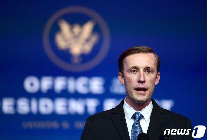 제이크 설리번 백악관 국가안보보좌관. © AFP=뉴스1 © News1 우동명 기자