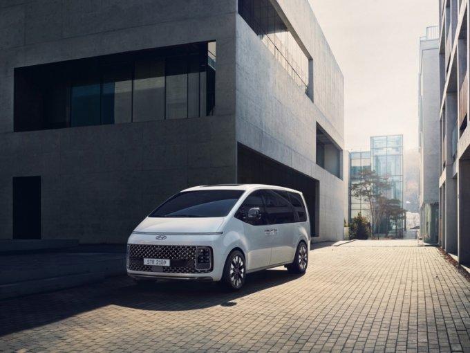 현대차의 새 MPV '스타리아' /사진제공=현대자동차