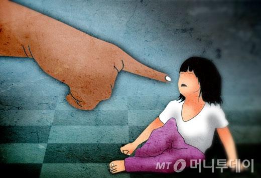"""'모텔서 심정지' 2개월 여아 머리에 멍…아빠 """"실수로 부딪혔다"""""""