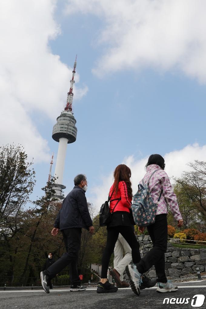 [사진] 맑아지는 서울 날씨