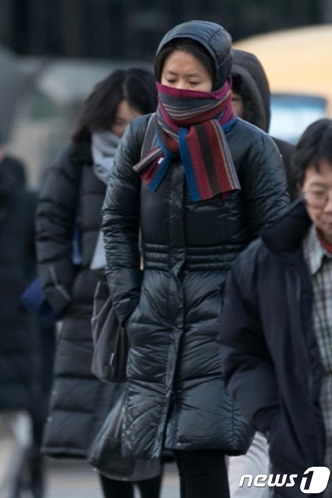 충북 13일 오후 비 그친 뒤 기습한파 엄습…7개시군 한파주의보