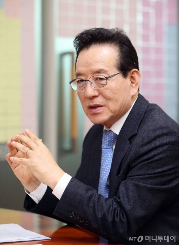 민주당 소속 강남구청장 소신발언