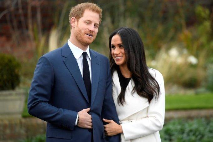 지난 3월 영국 왕실의 인종차별을 폭로한 메건 마클 왕자비가 최근 필립공 별세 이후 이들을 용서했다는 주장이 나왔다. /사진=로이터/뉴시스