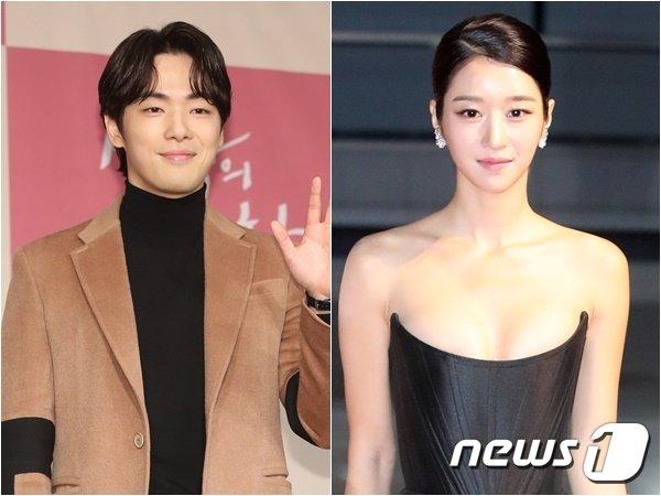 김정현(왼쪽) 서예지/뉴스1DB© 뉴스1
