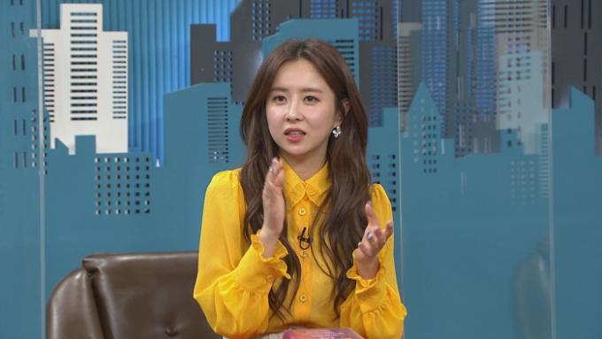 가수 은가은/사진제공=MBC에브리원