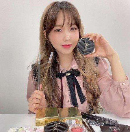 그룹 크레용팝 웨이/사진=웨이 인스타그램
