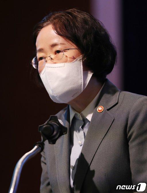 (서울=뉴스1) 박지혜 기자 = 조성욱 공정거래위원장.