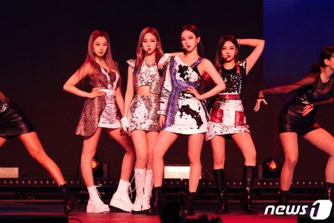 걸그룹 에스파 (SM엔터테인먼트 제공) /뉴스1