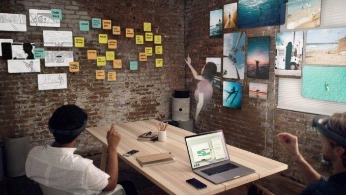 VR·AR 기술은 다수의 원격 사용자들이 공간과 정보, 감각을 공유하고 실시간 소통·협업하는 '공존 현실' 기반 커뮤니케이션으로 자리 잡고 있다/자료사진