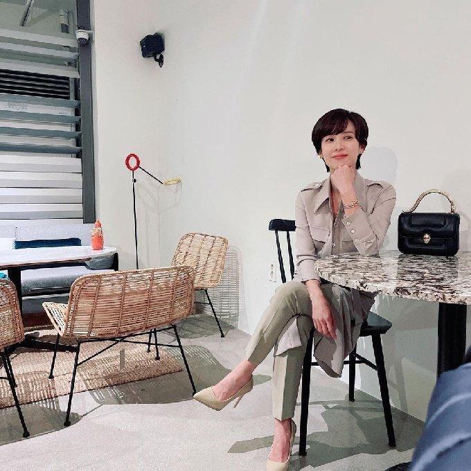 조여정 SNS © 뉴스1