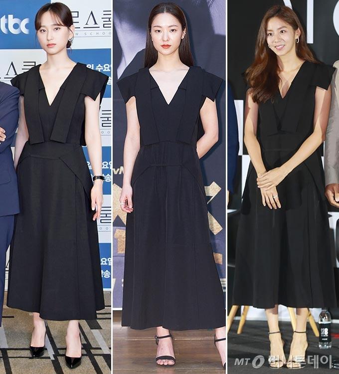 배우 류혜영, 전여빈, 유이/사진제공=JTBC, tvN, 머니투데이 DB