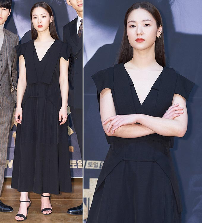 배우 전여빈/사진제공=tvN