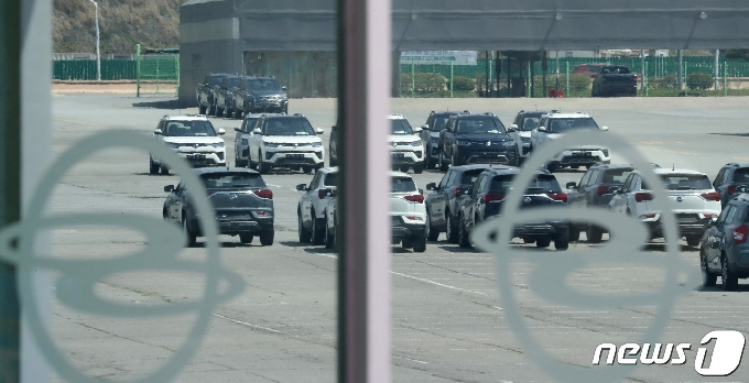 [사진] 법원, 쌍용차 회생절차 개시 결정