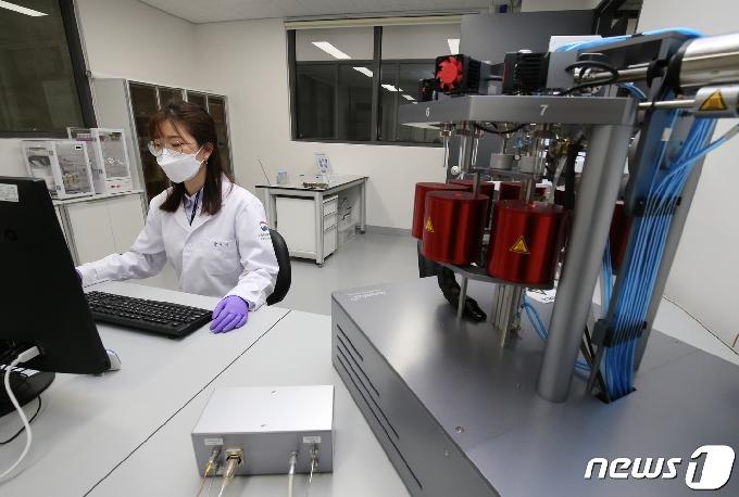 [사진] AMS연대측정실