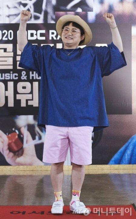 개그우먼 김신영/사진제공=MBC