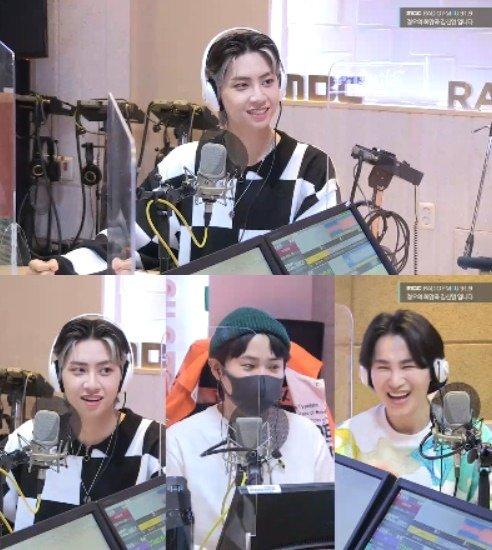 MBC FM4U '정오의 희망곡' 보이는 라디오 화면 갈무리 © 뉴스1