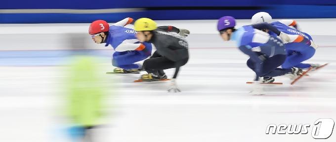 [사진] '누가 더 빠르나'